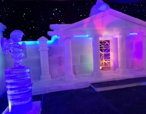 彩冰工程案例