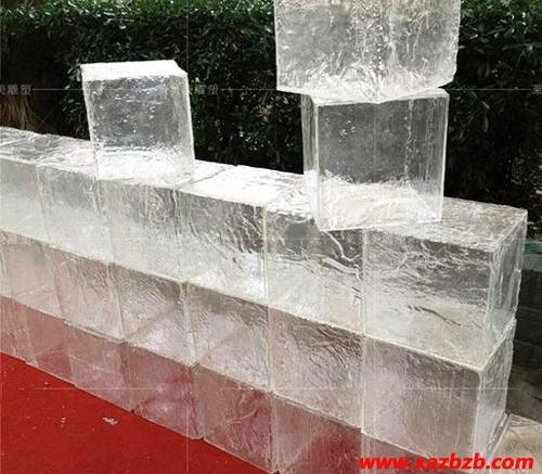 陕西透明冰块
