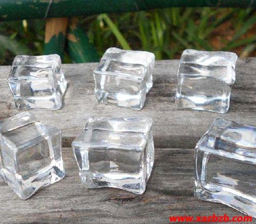 西安透明冰块